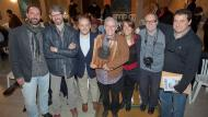 Concabella: Entrega del 4t Premi Sikarra a la cooperativa l'Olivera  Xavier Santesmasses