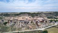 El Mas de Bondia: vista sud  Ramon Sunyer