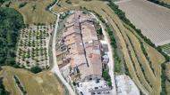 El Mas de Bondia: Vista aèria  Ramon Sunyer