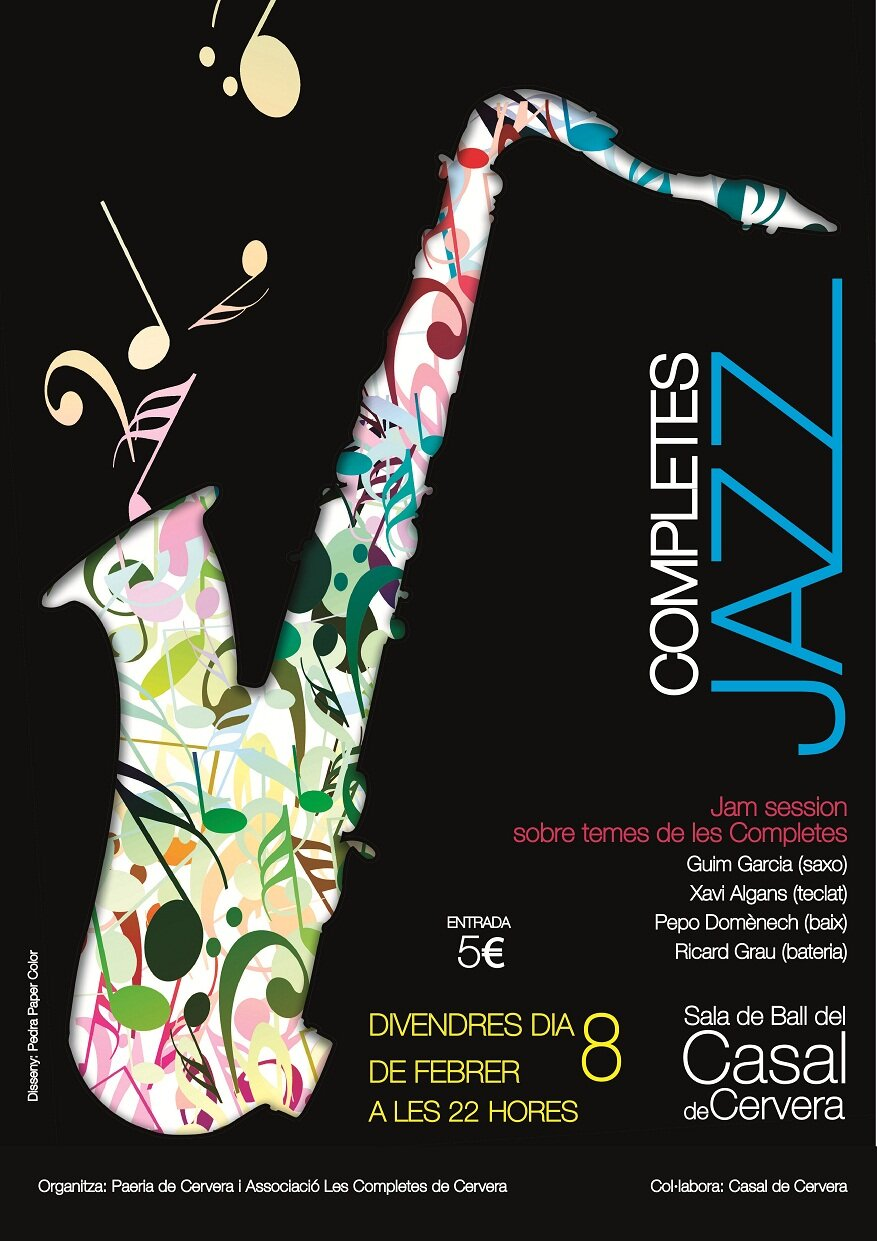 cartell Completes Jazz