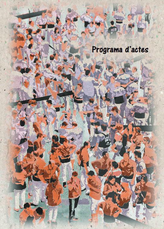 cartell Festa major Guissona 2013