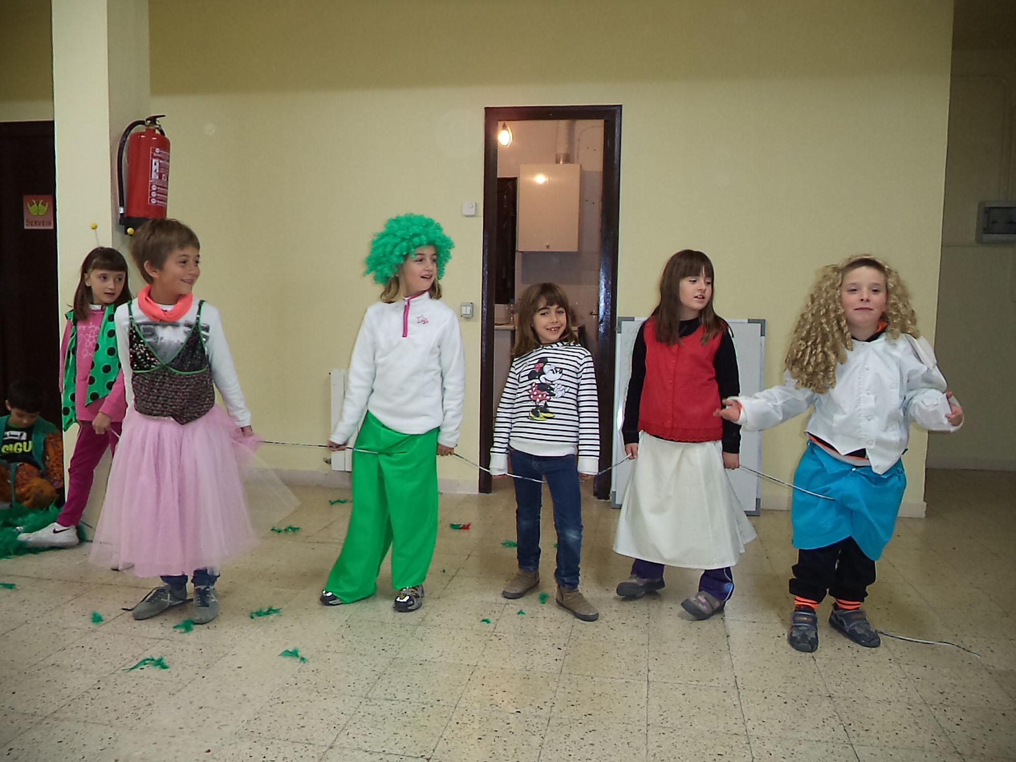 Classes de teatre per infants