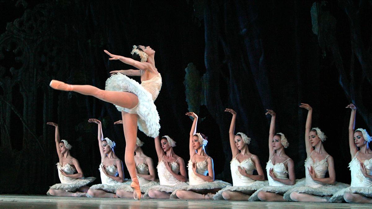 El llac dels cignes, amb el Tchaikovsky National Ballet of Russia