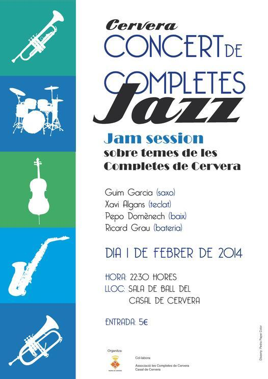 cartell Concert Completes Jazz