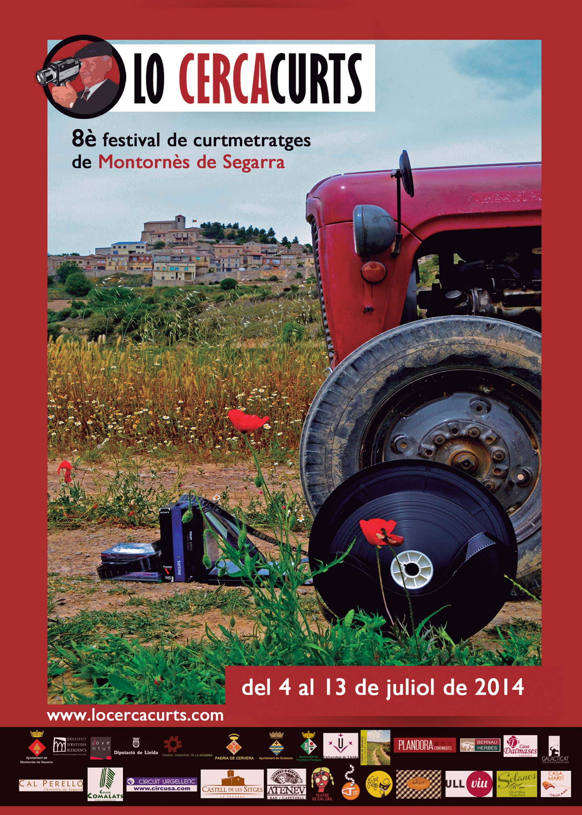 cartell Lo Cercacurts 2014
