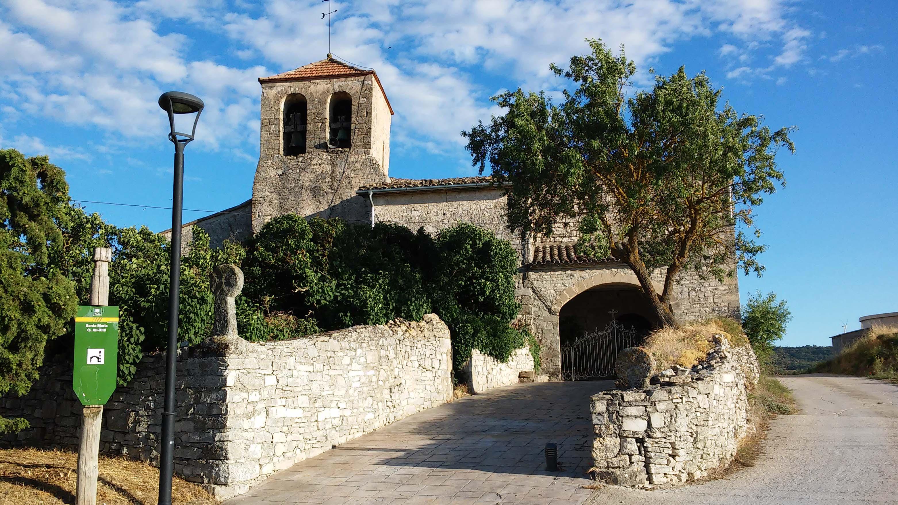 Església Santa Maria del Coll