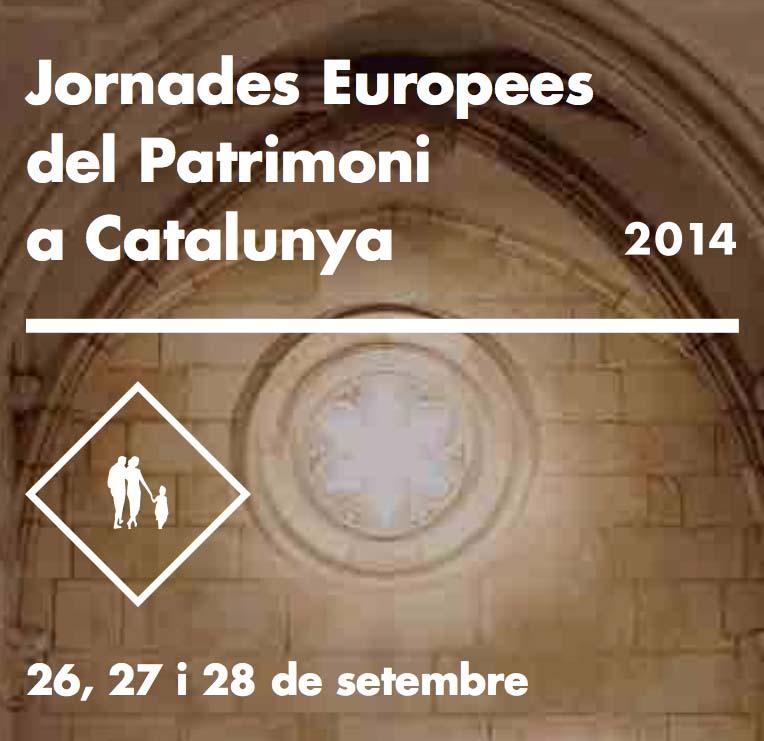 cartell Jornades Europees del Patrimoni