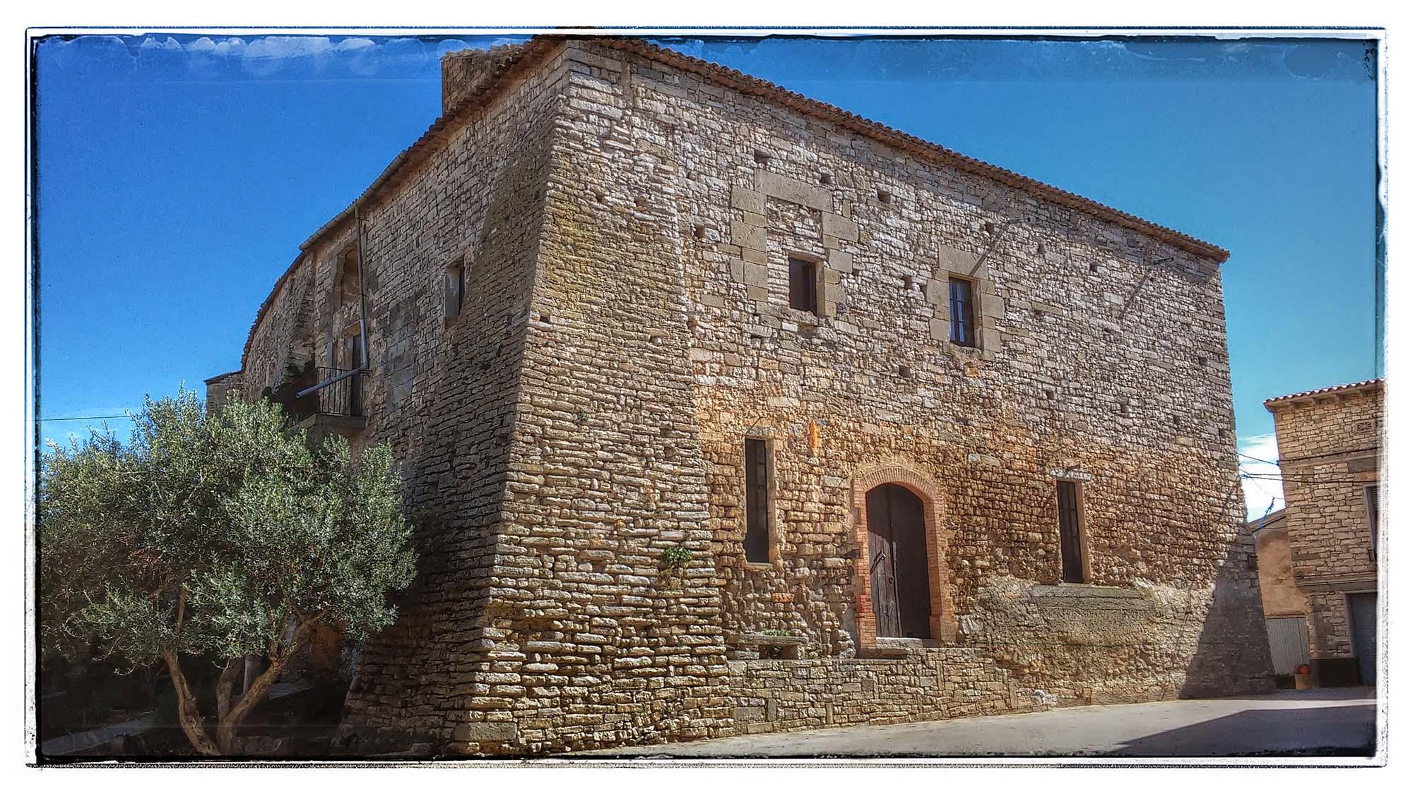 Castle of Sant Guim de la Plana