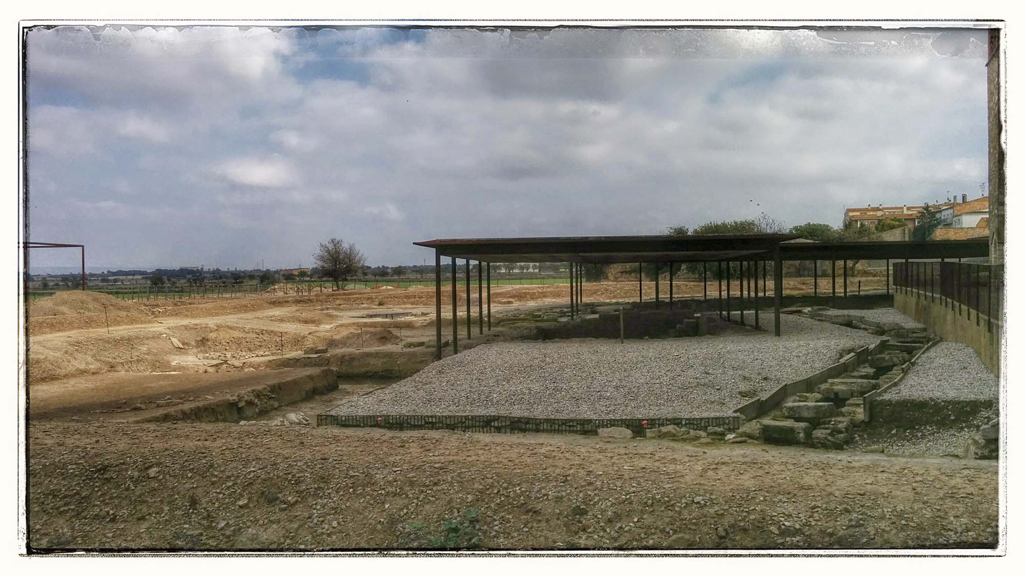 Roman site of Parc arqueològic Iesso