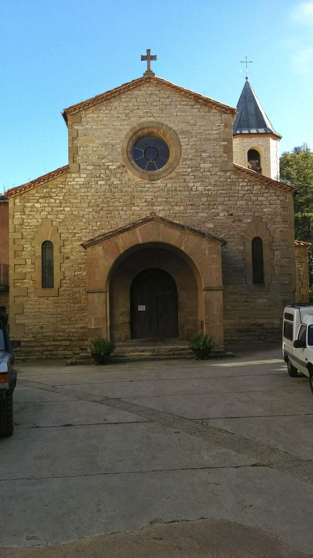 Église de Mare de Déu del Roser