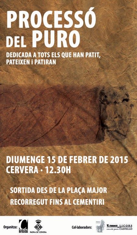 cartell Processó del puro 2015