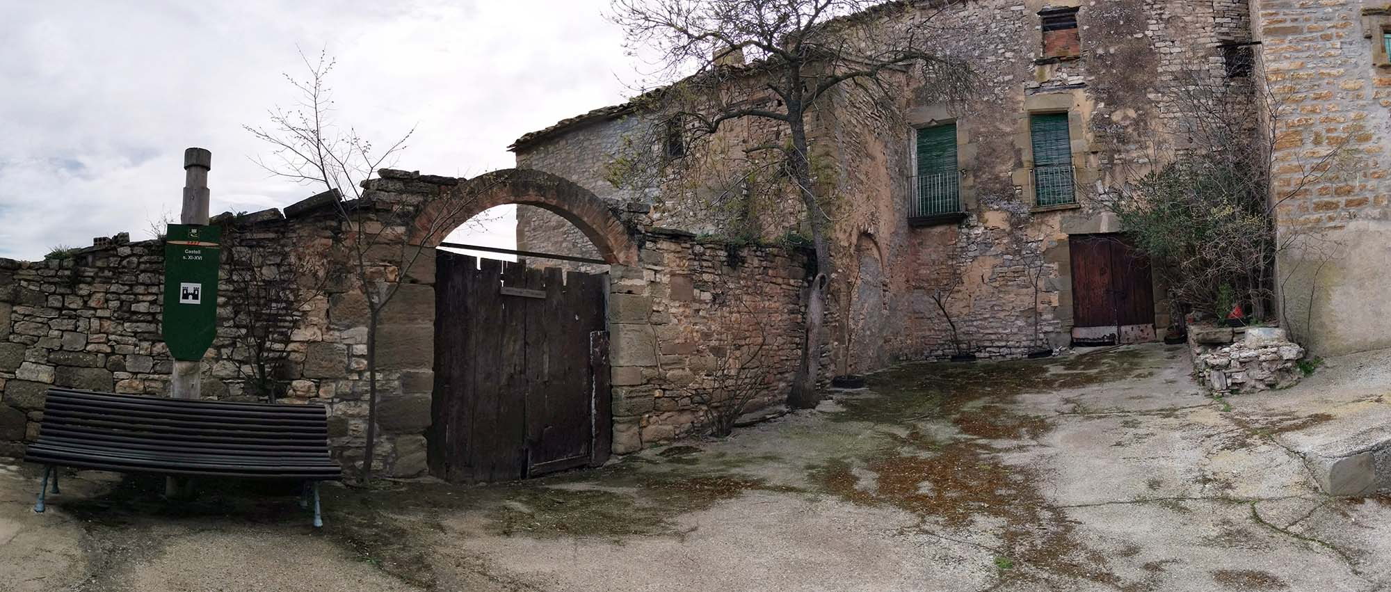 Castillo La Prenyanosa