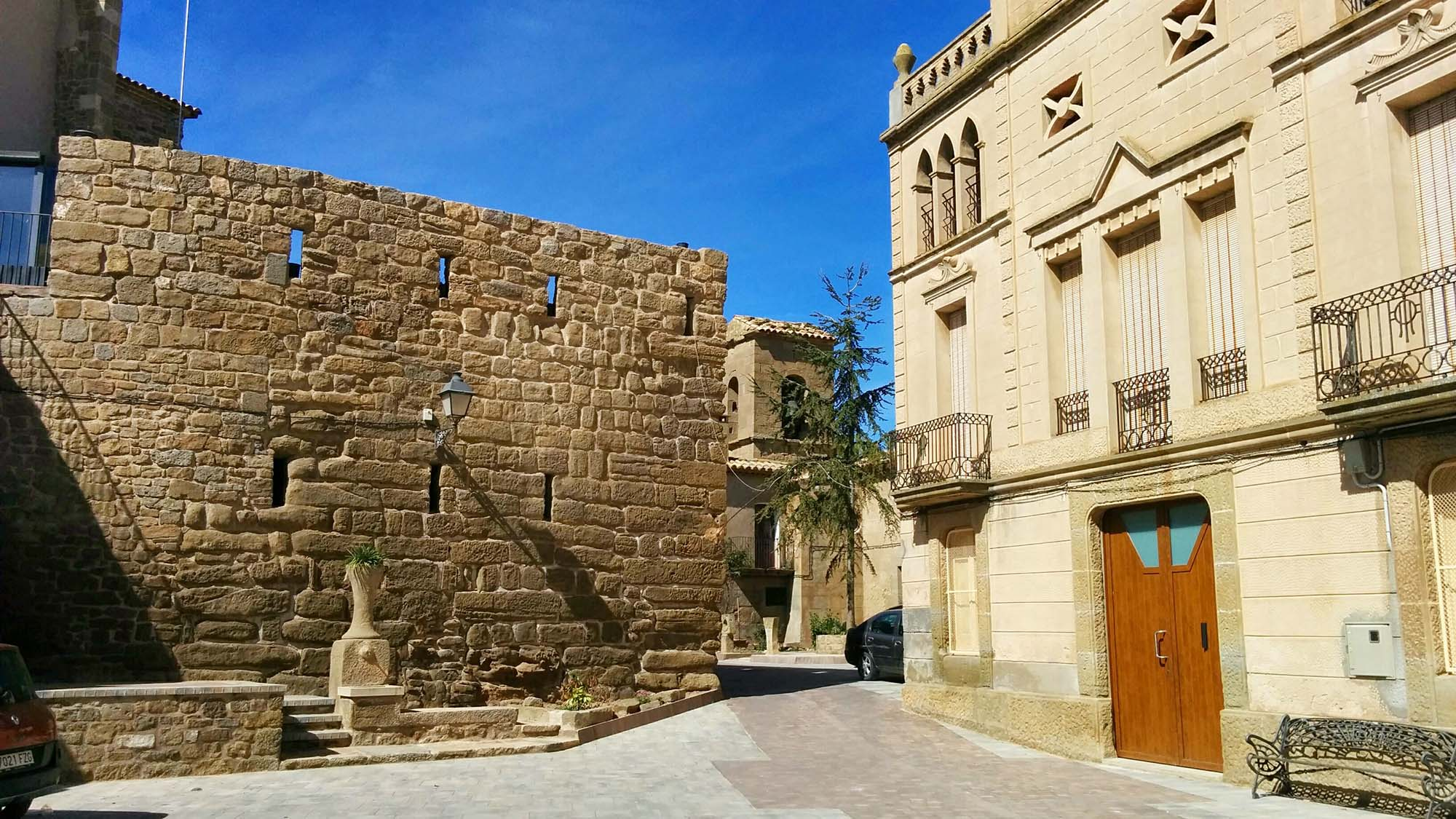 Church Sant Esteve