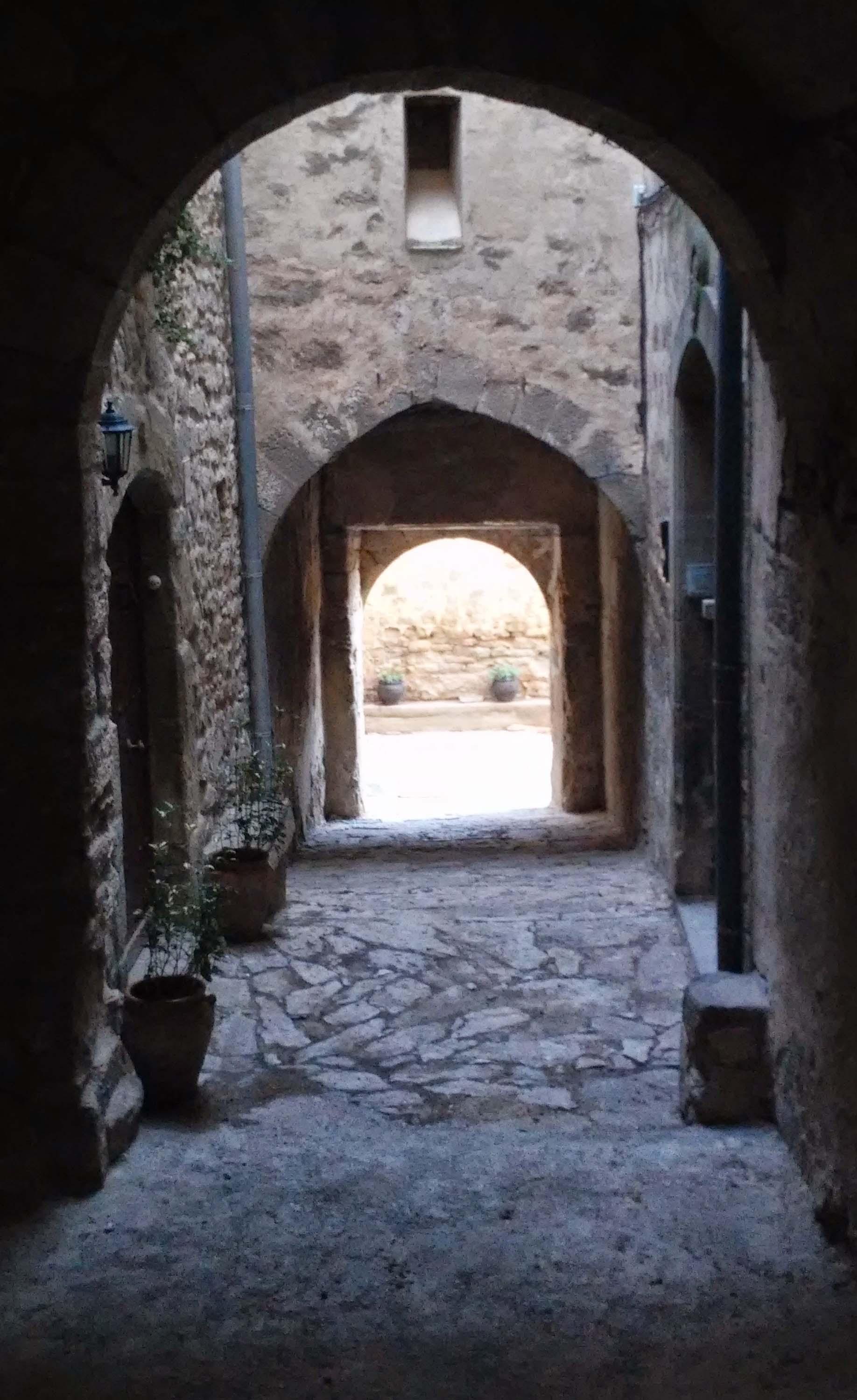 Villa cerrada de Sant Martí de la Morana
