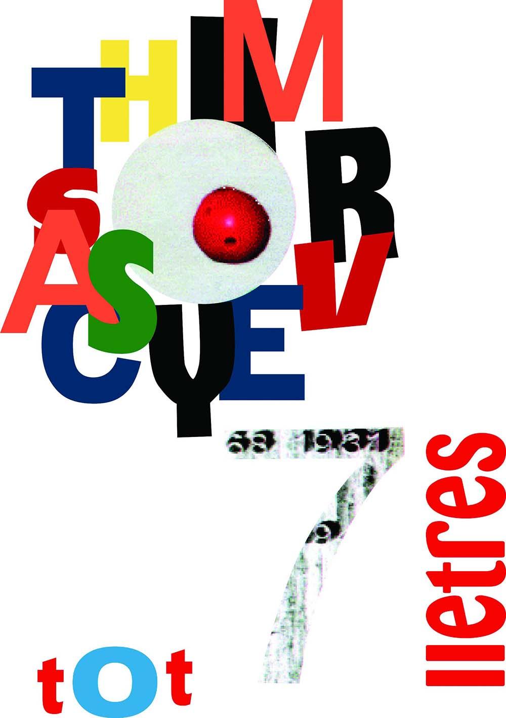 cartell Convocat el 10è premi literari 7lletres