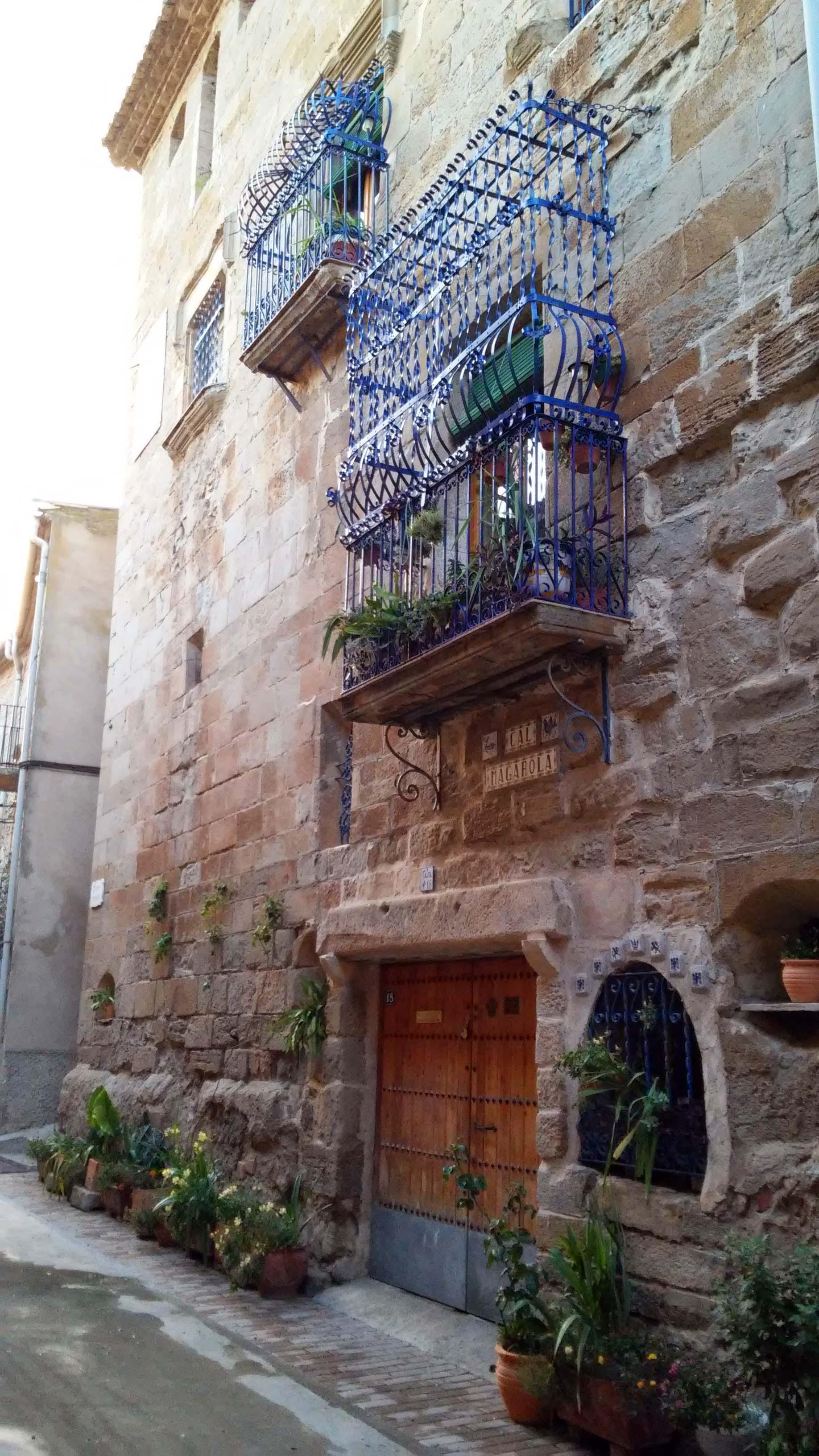 Edifici  Cal Maguerola