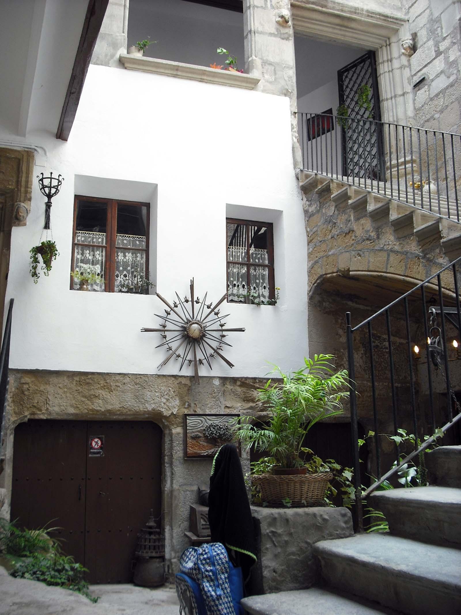 Edifici  Palau d'Eril