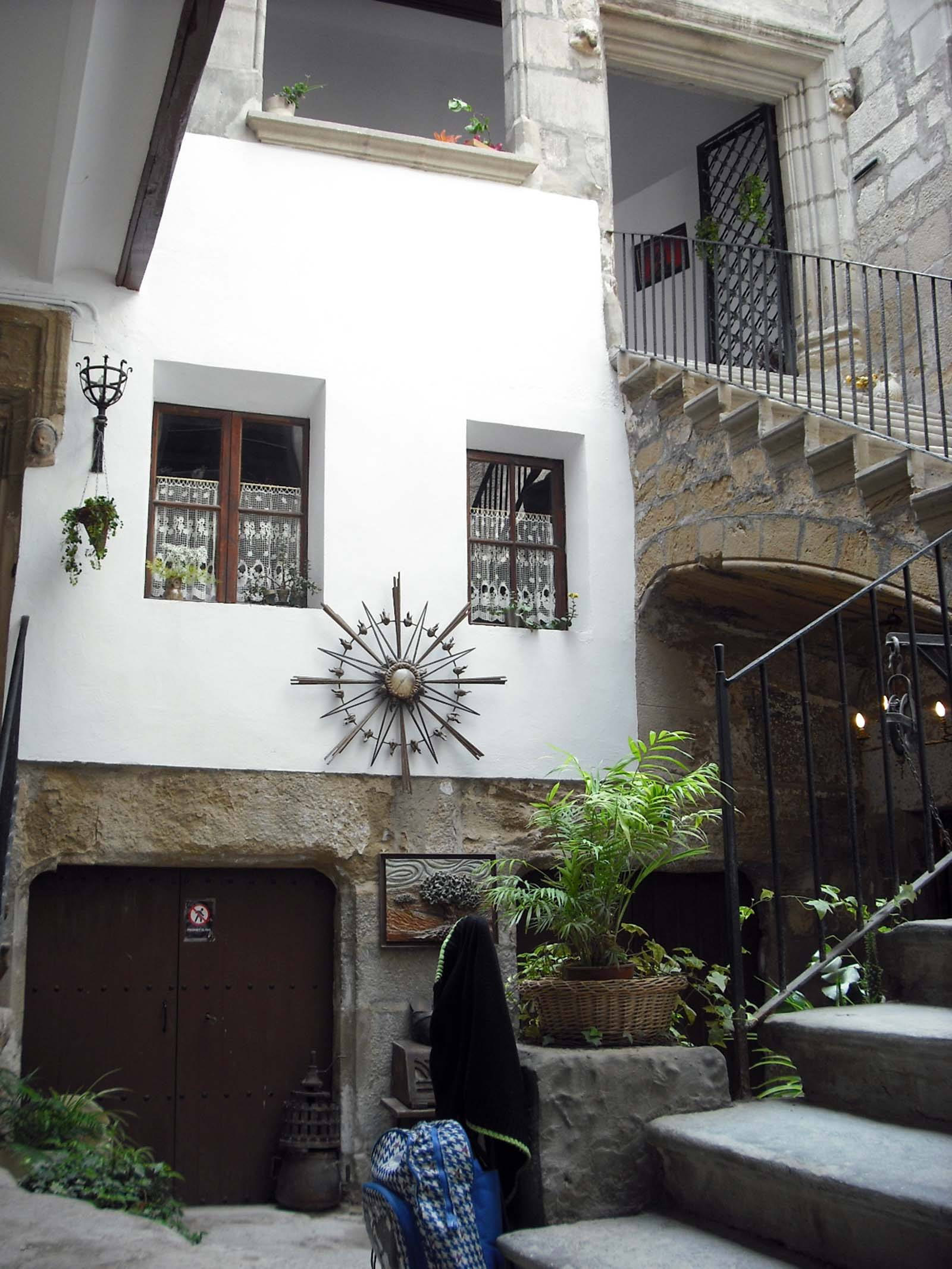 Edificio  Palau d'Eril