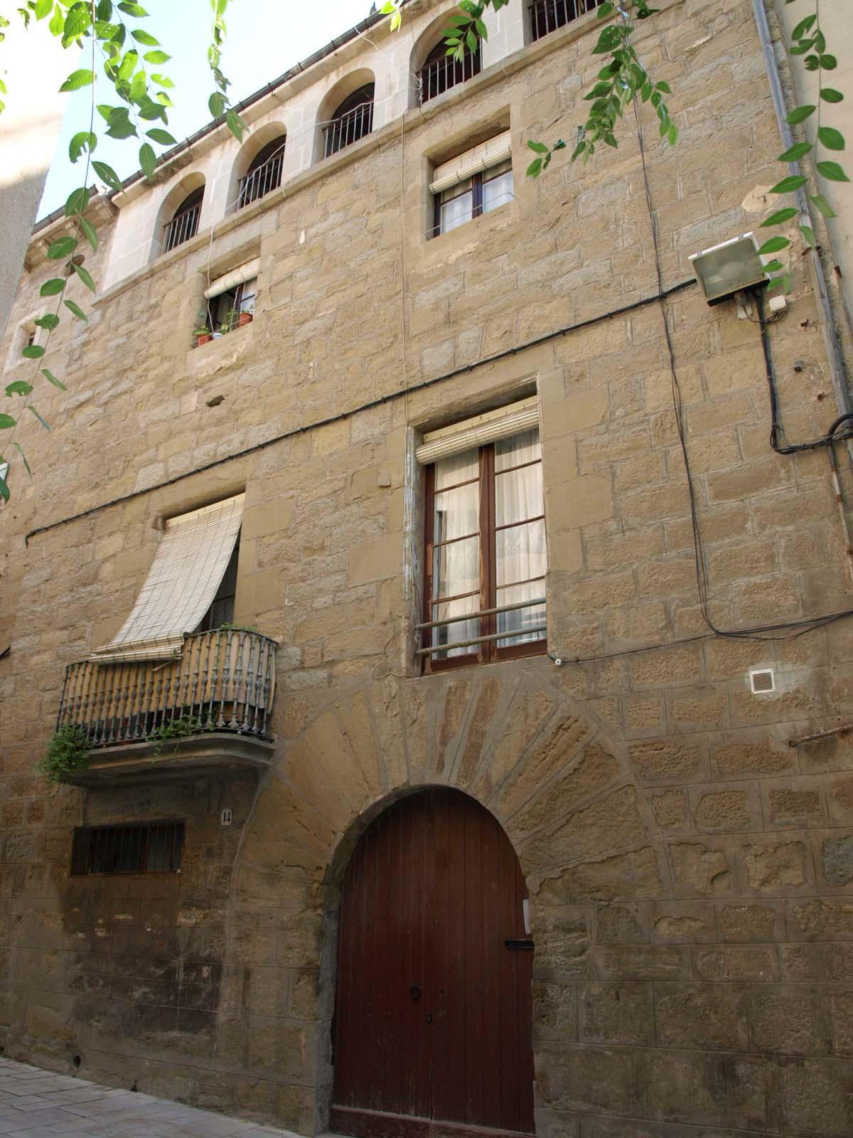 Edifici Casa Argelich