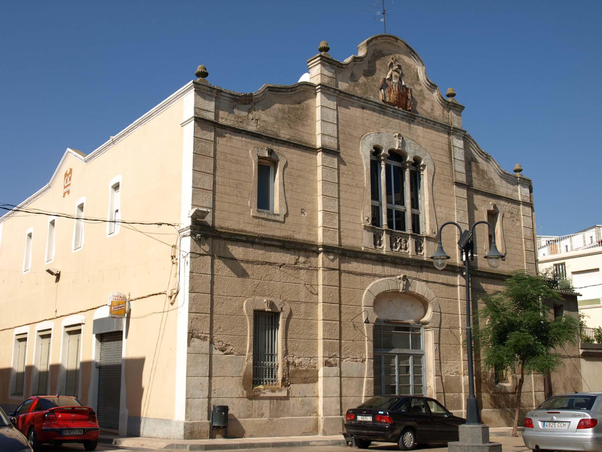 Edifici Centre Catòlic