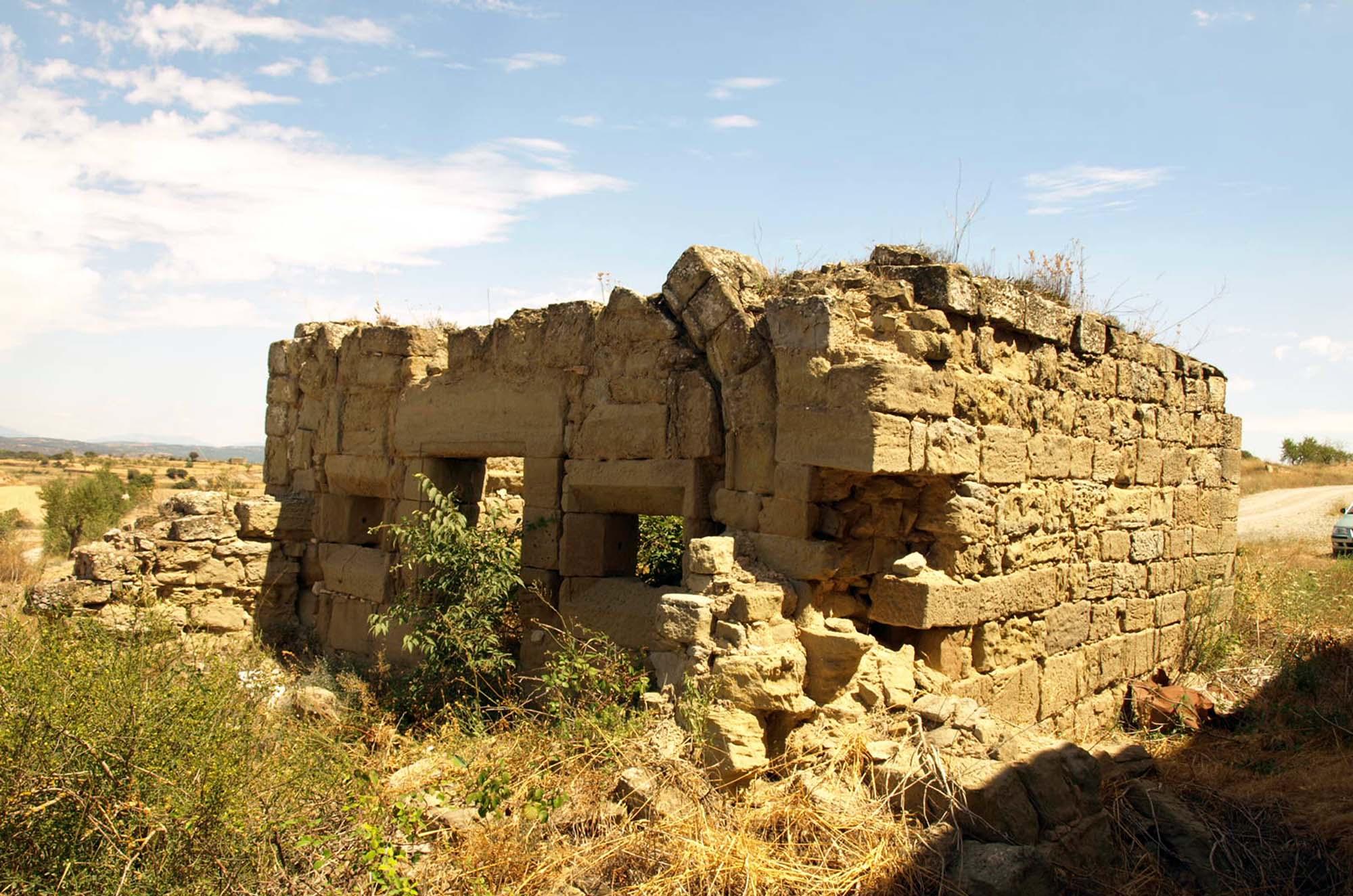 Ermitage de Sant Romà