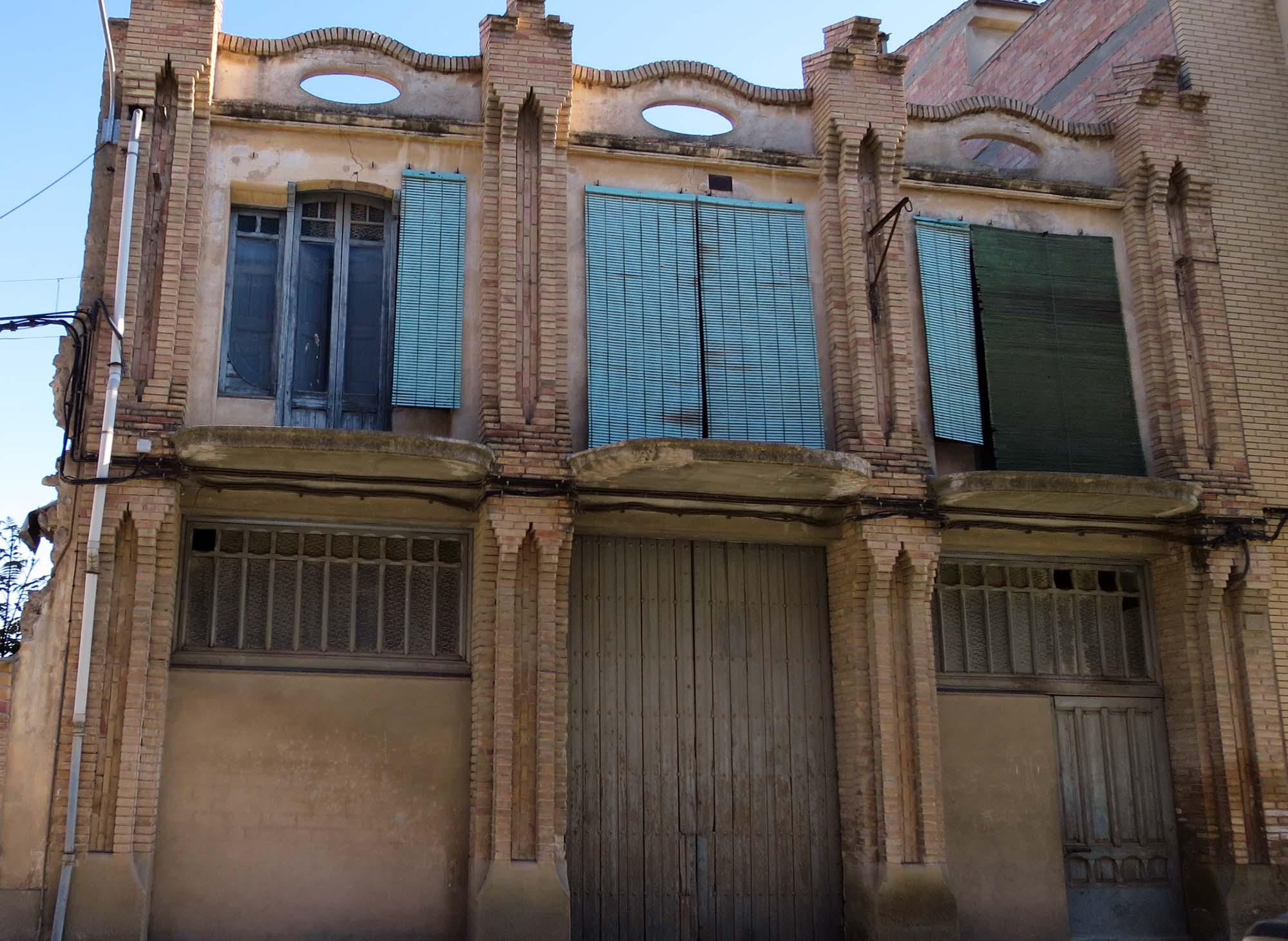 Edifici Cal Vaqué