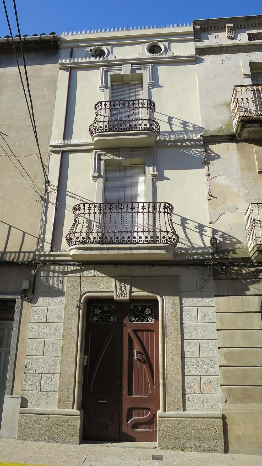 Edifici Cal Batista