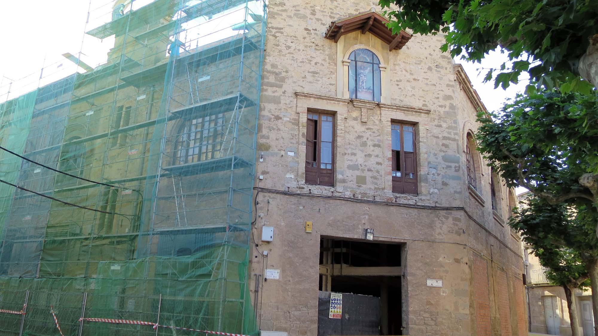 Bâtiment  Ateneu