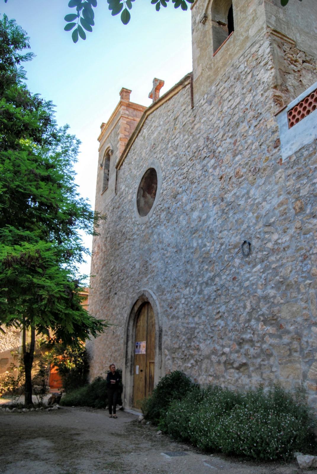 Església de Santuari de Sant Magí de la Brufaganya