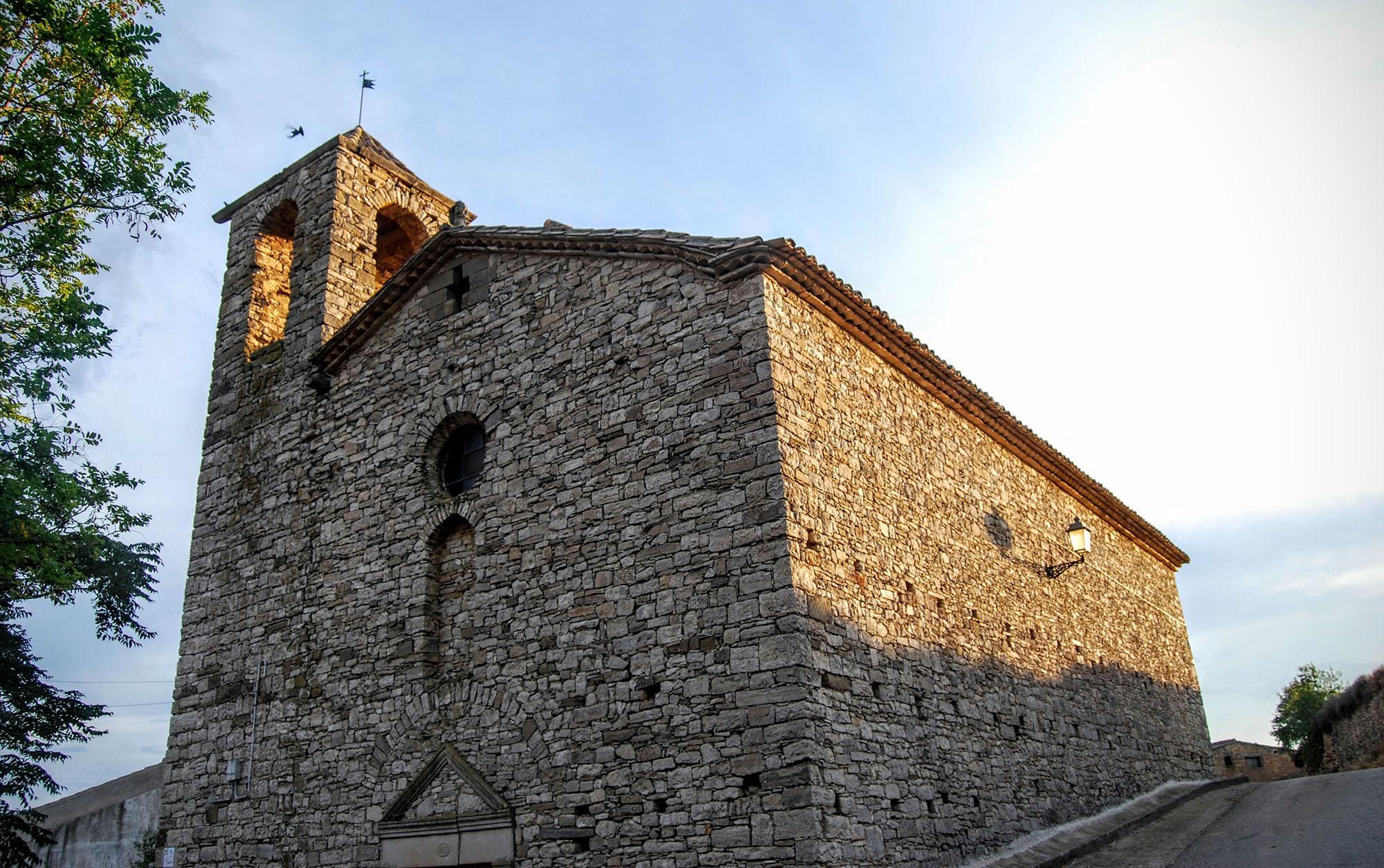 Iglesia Sant Andreu