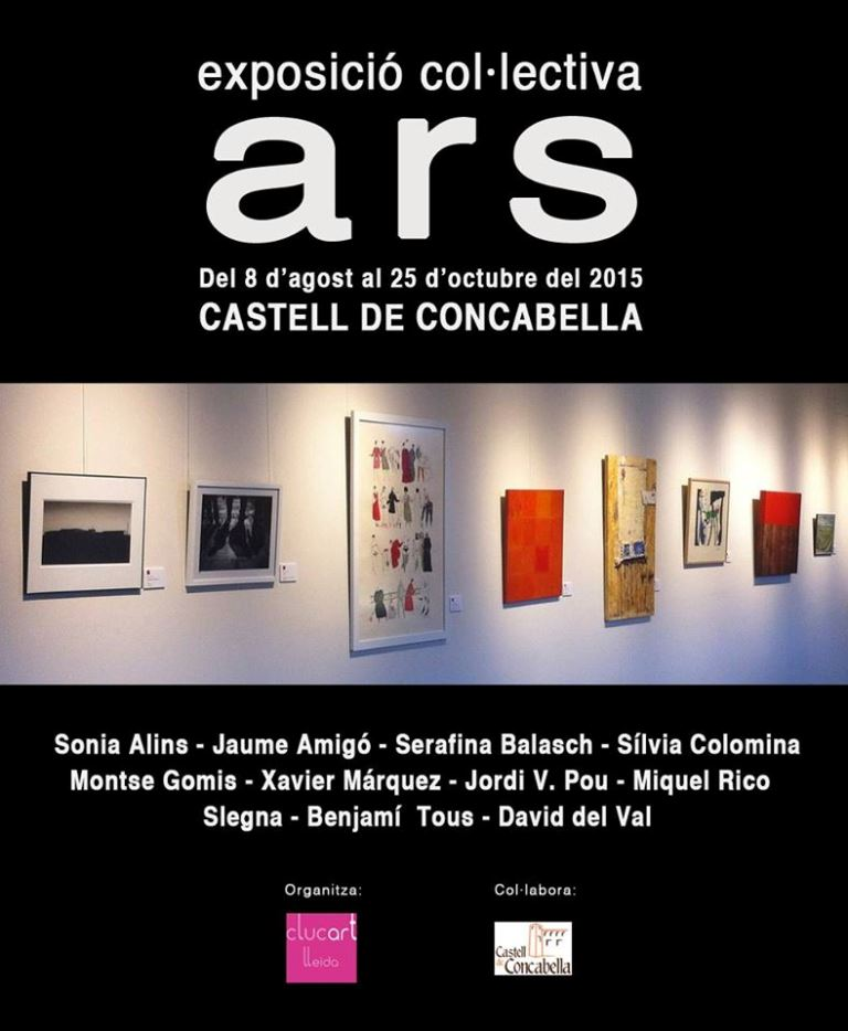 cartell Exposició col·lectiva Ars