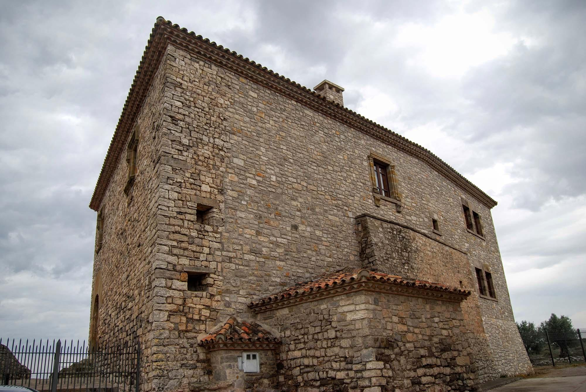 Castle of la Curullada