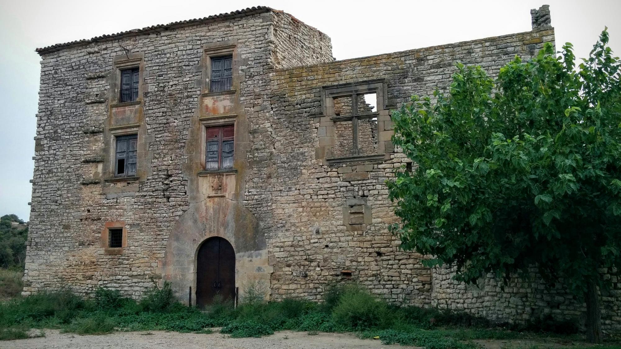 Torre de Saportella, o Molí de la Torre