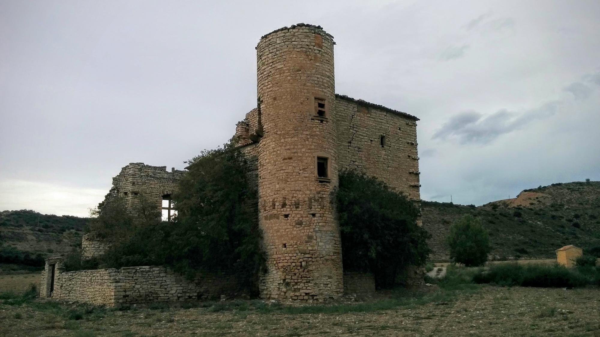 Tower of Saportella, o Molí de la Torre