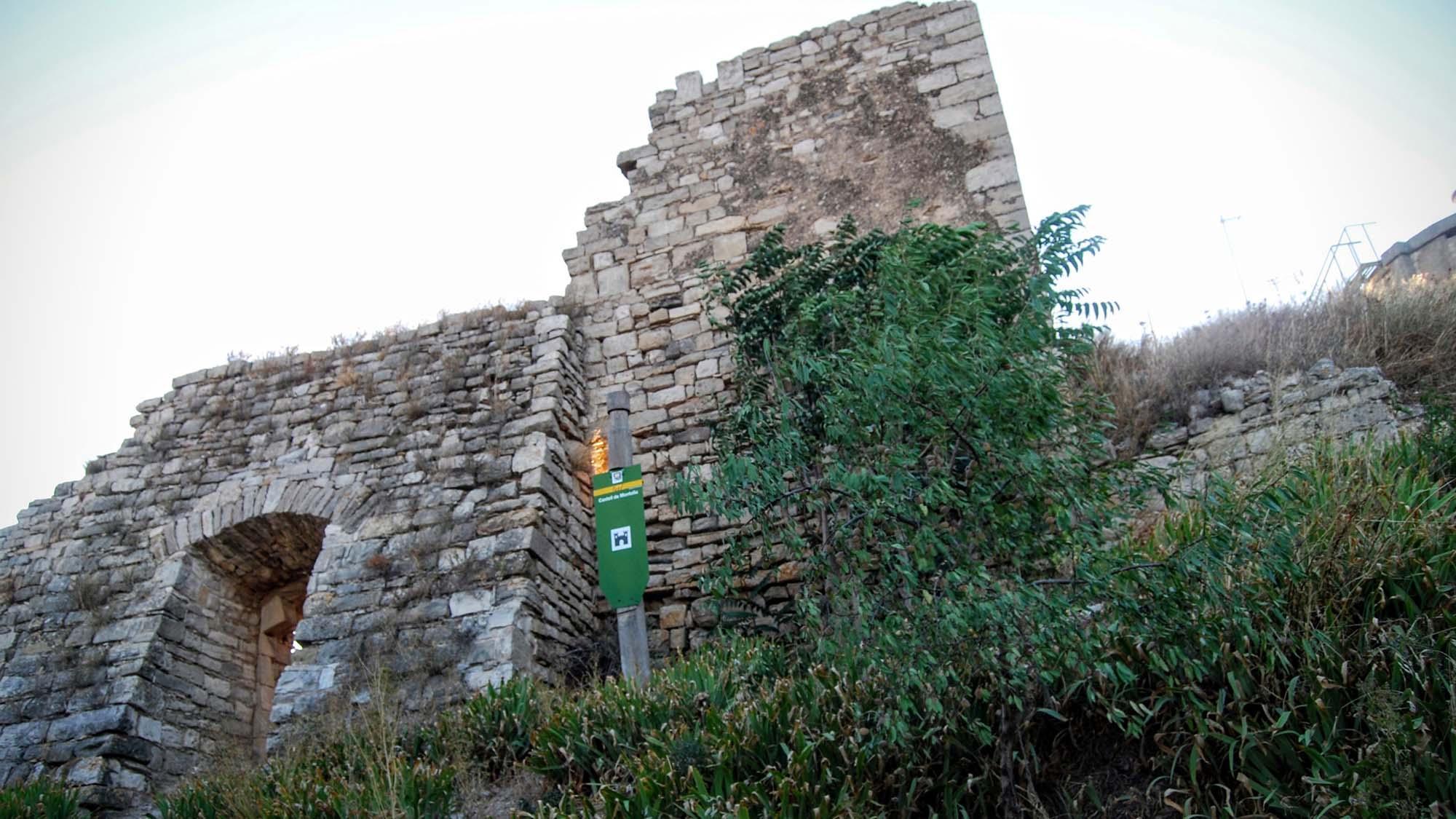 Castillo Montoliu de Segarra