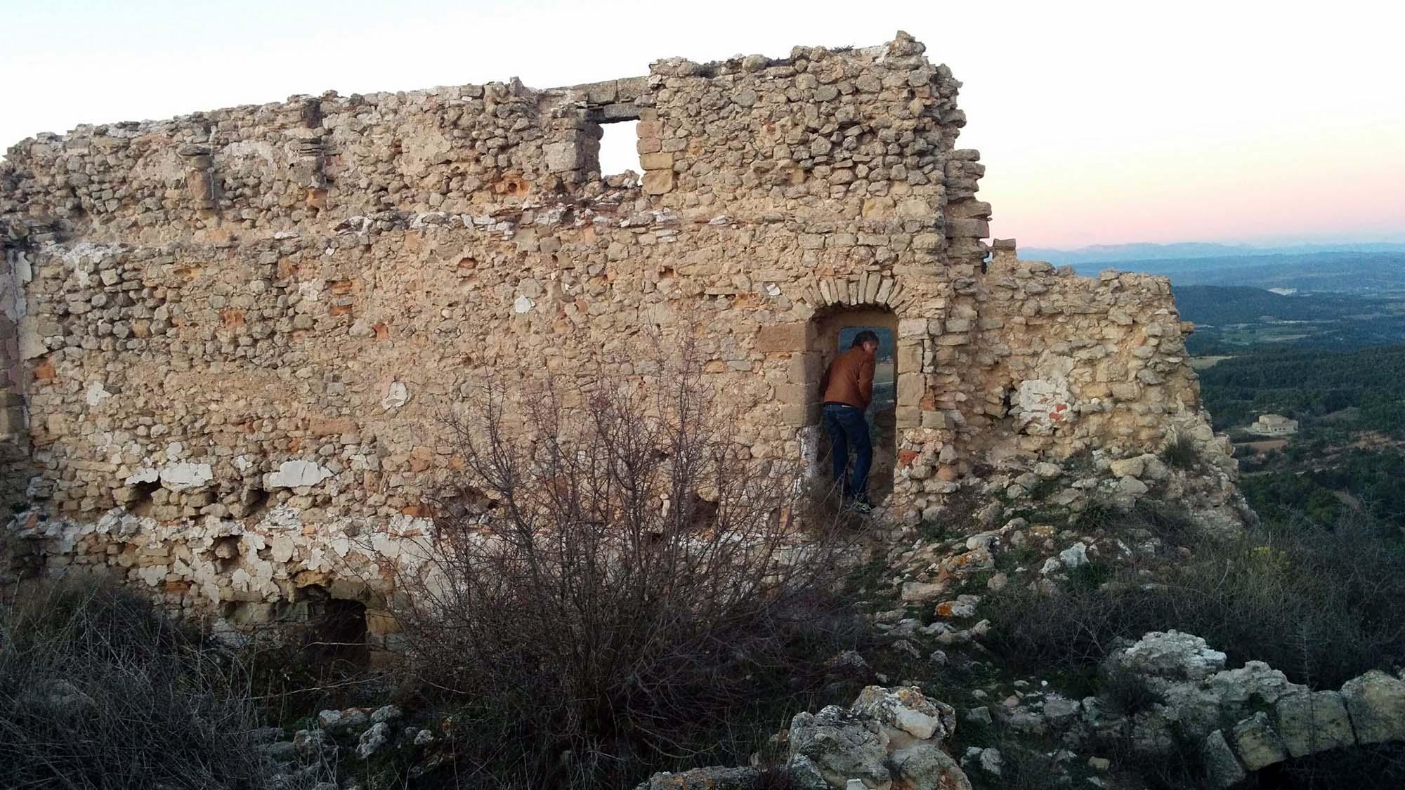 Castell de Queralt