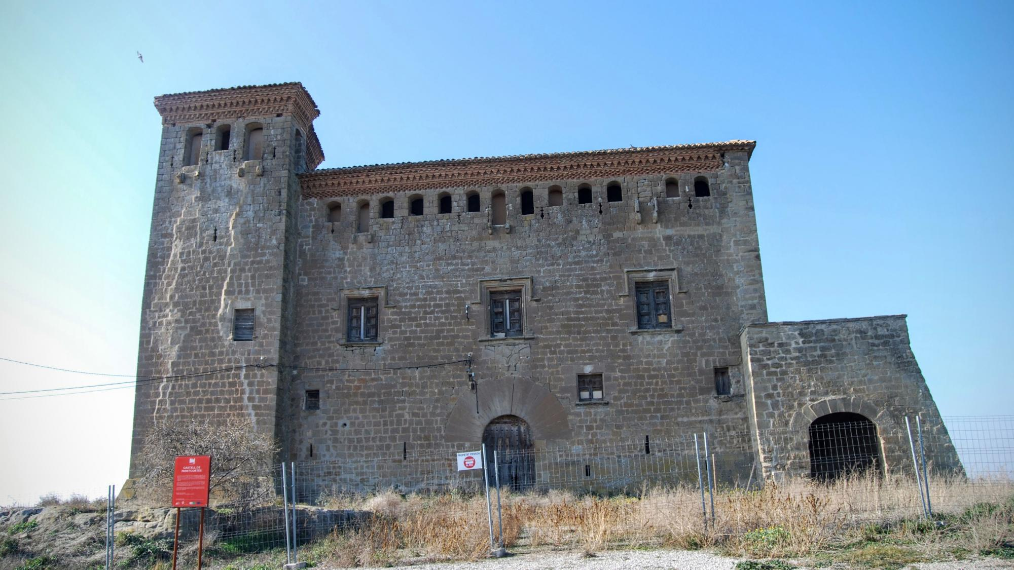Castle of Montcortès