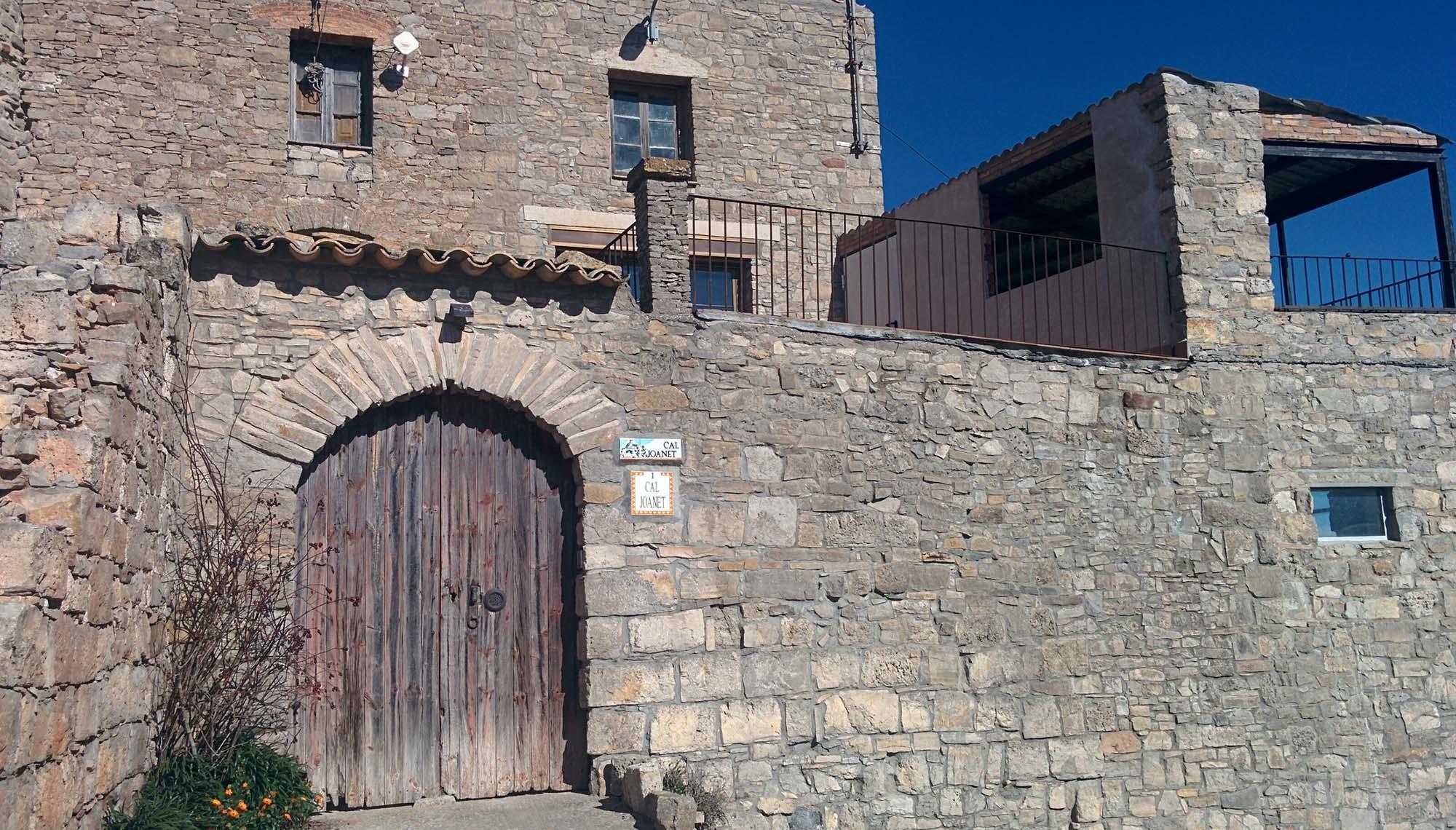 Edifici  Cal Joanet