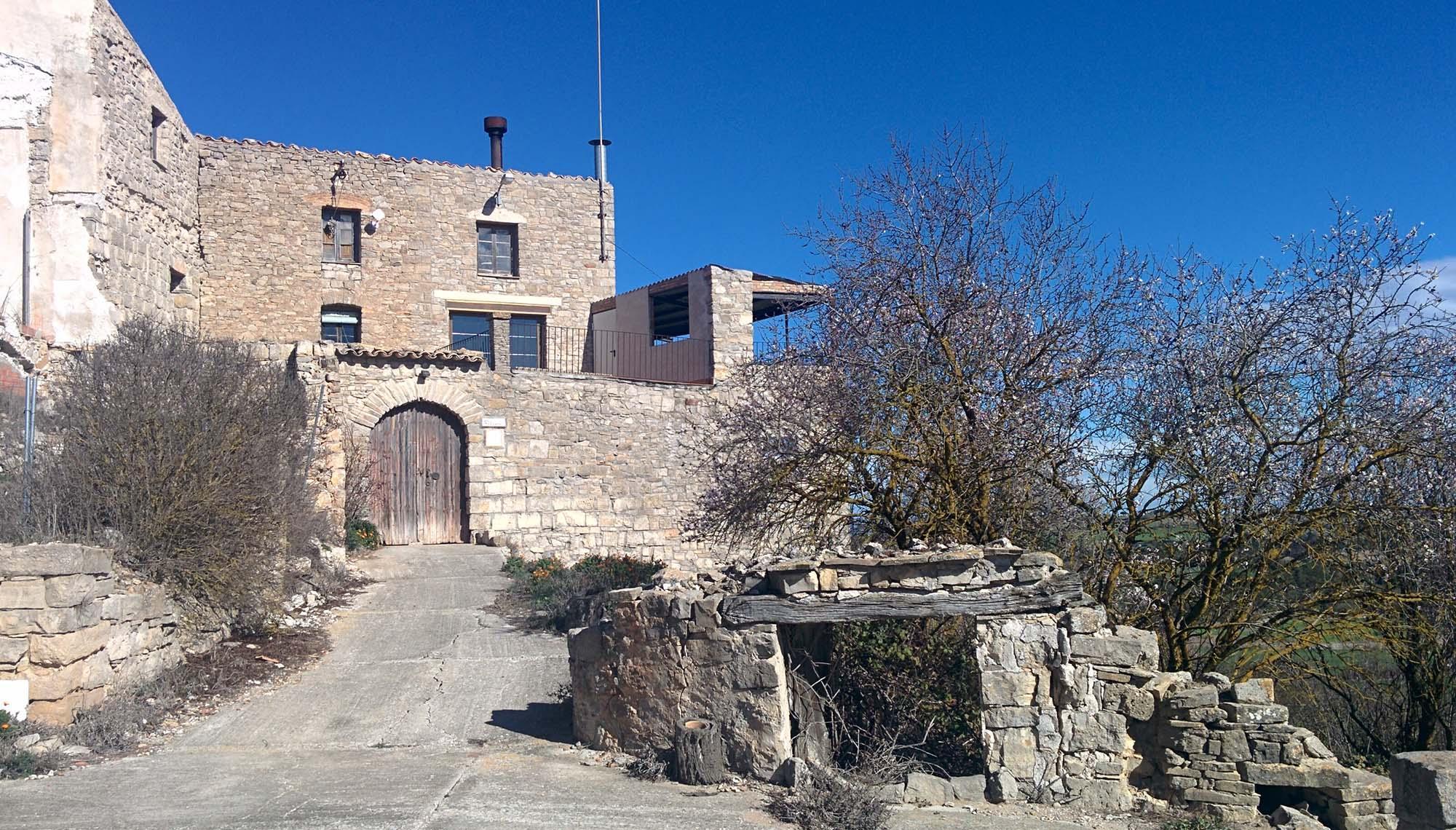 Edificio Cal Joanet