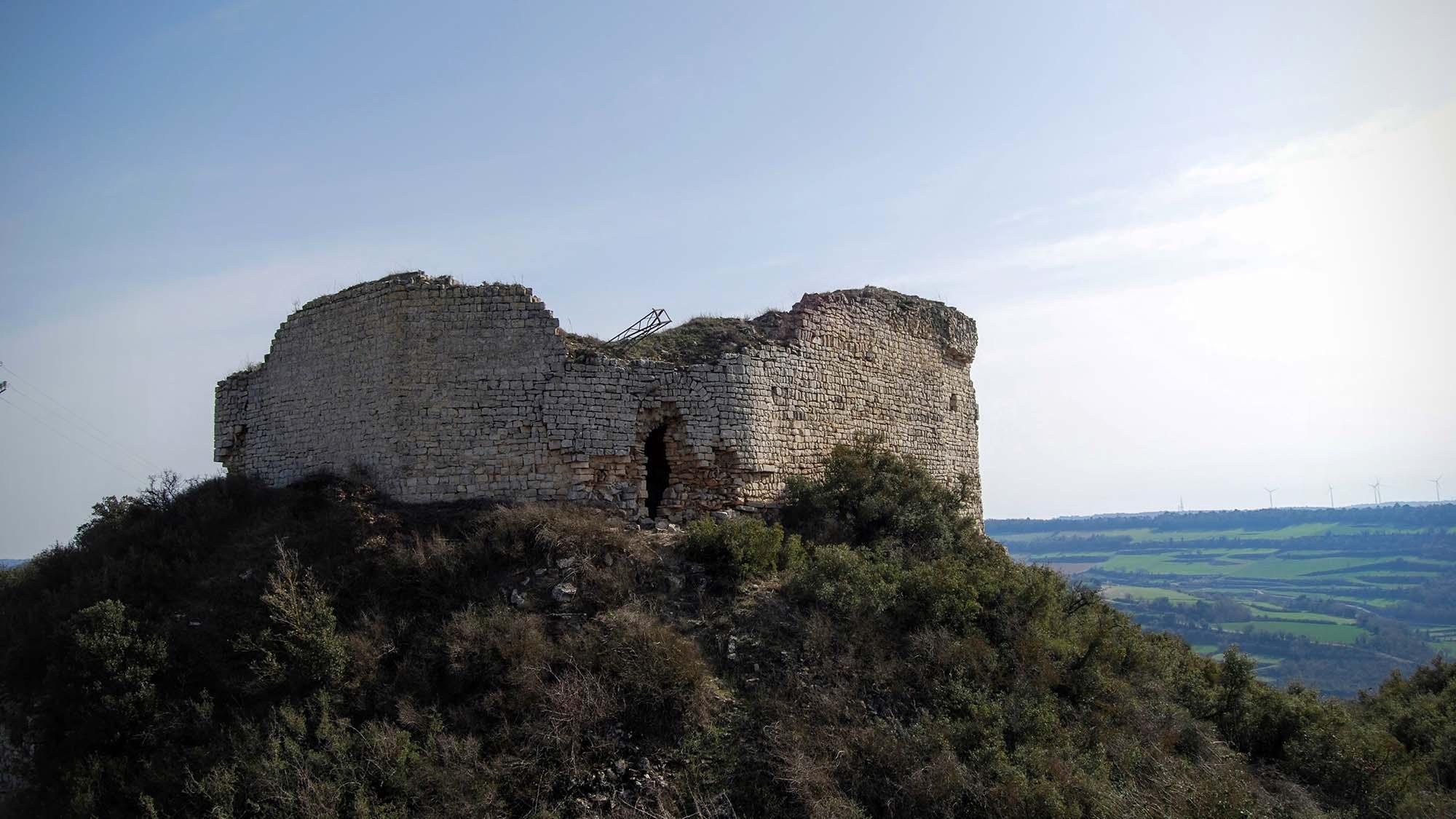 Castell de Guàrdia Lada