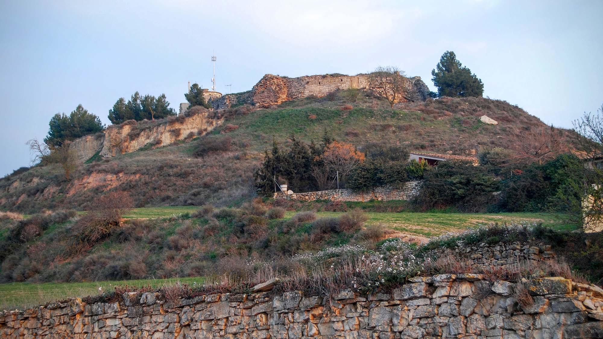 Castle Granyena de Segarra