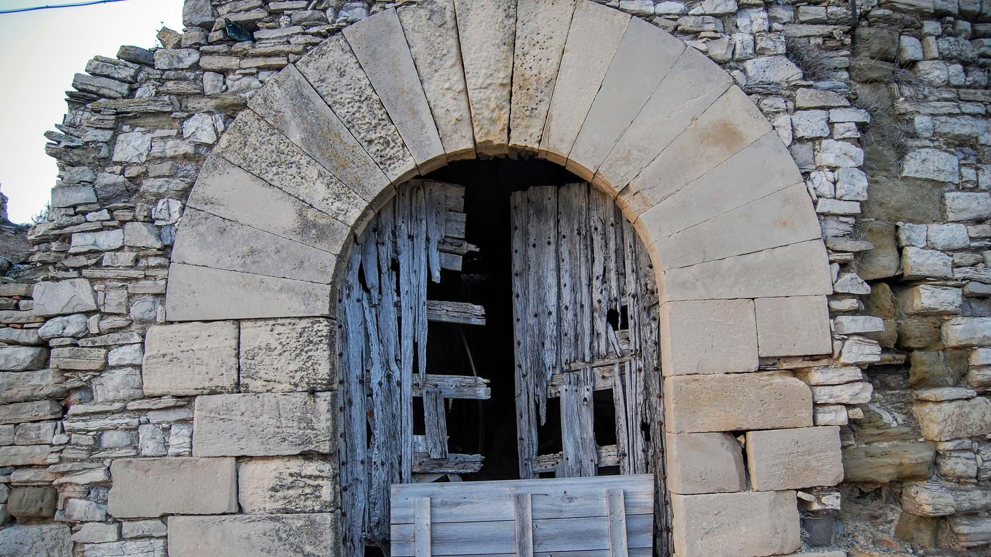 Castillo de Granyena de Segarra