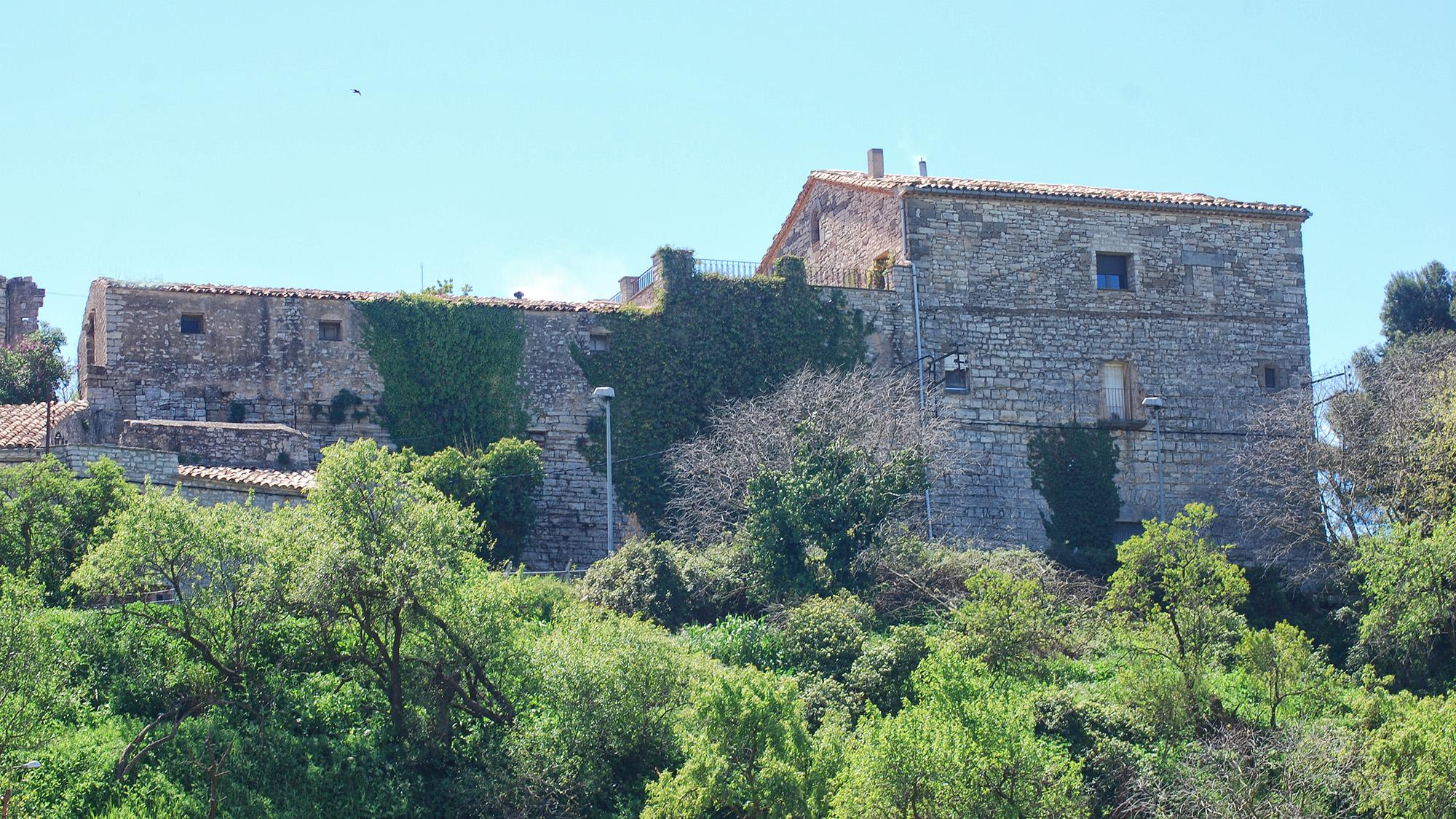 Castle of la Manresana