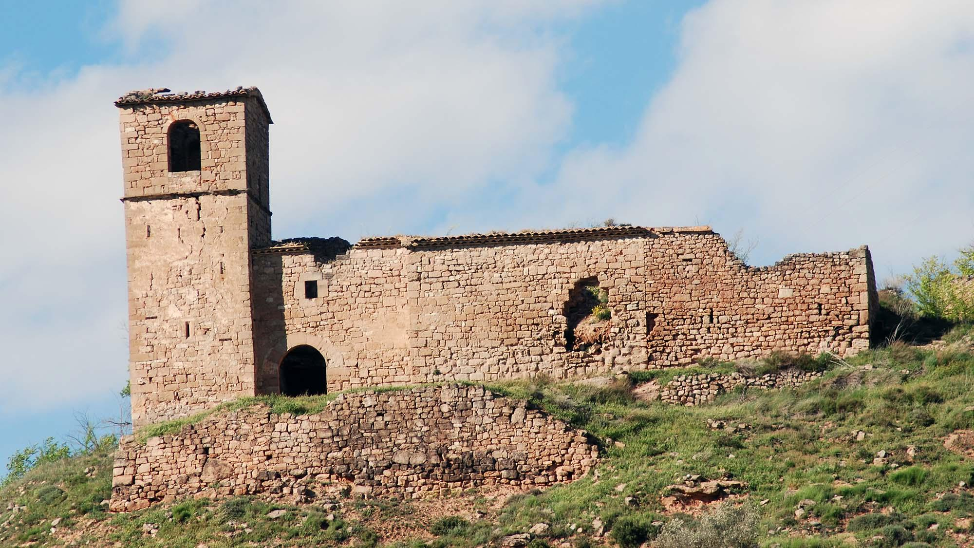 Église de Sant Salvador de Miralles