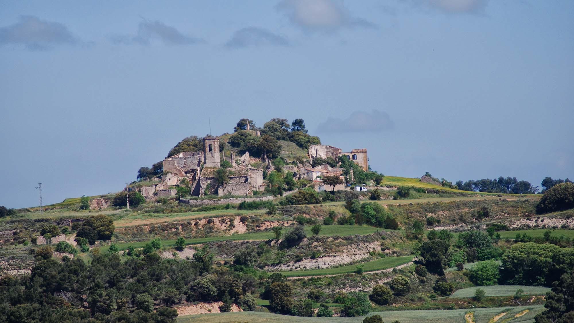 Castillo de Montlleó