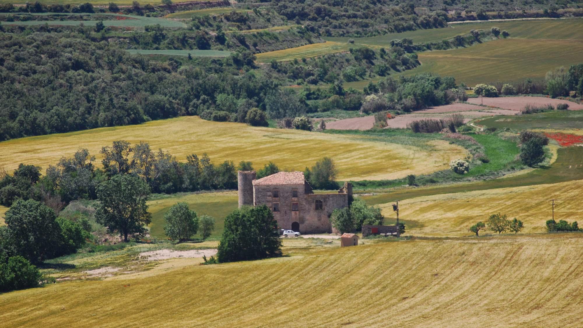 Tour de Saportella, o Molí de la Torre