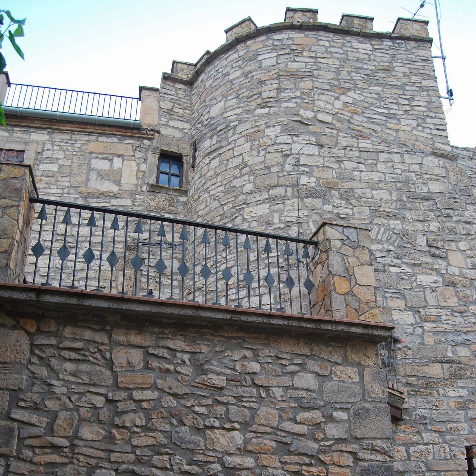Castillo de Vallfogona