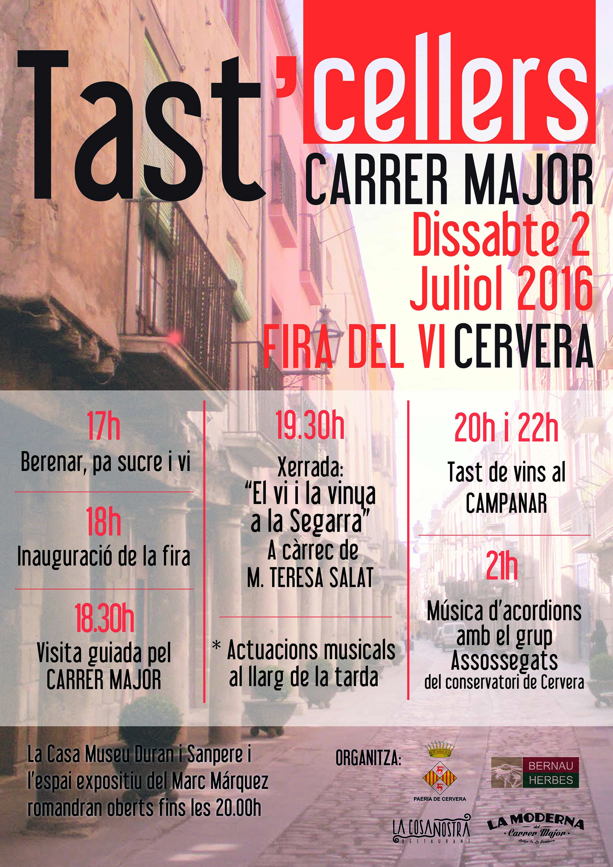 cartell TastCellers