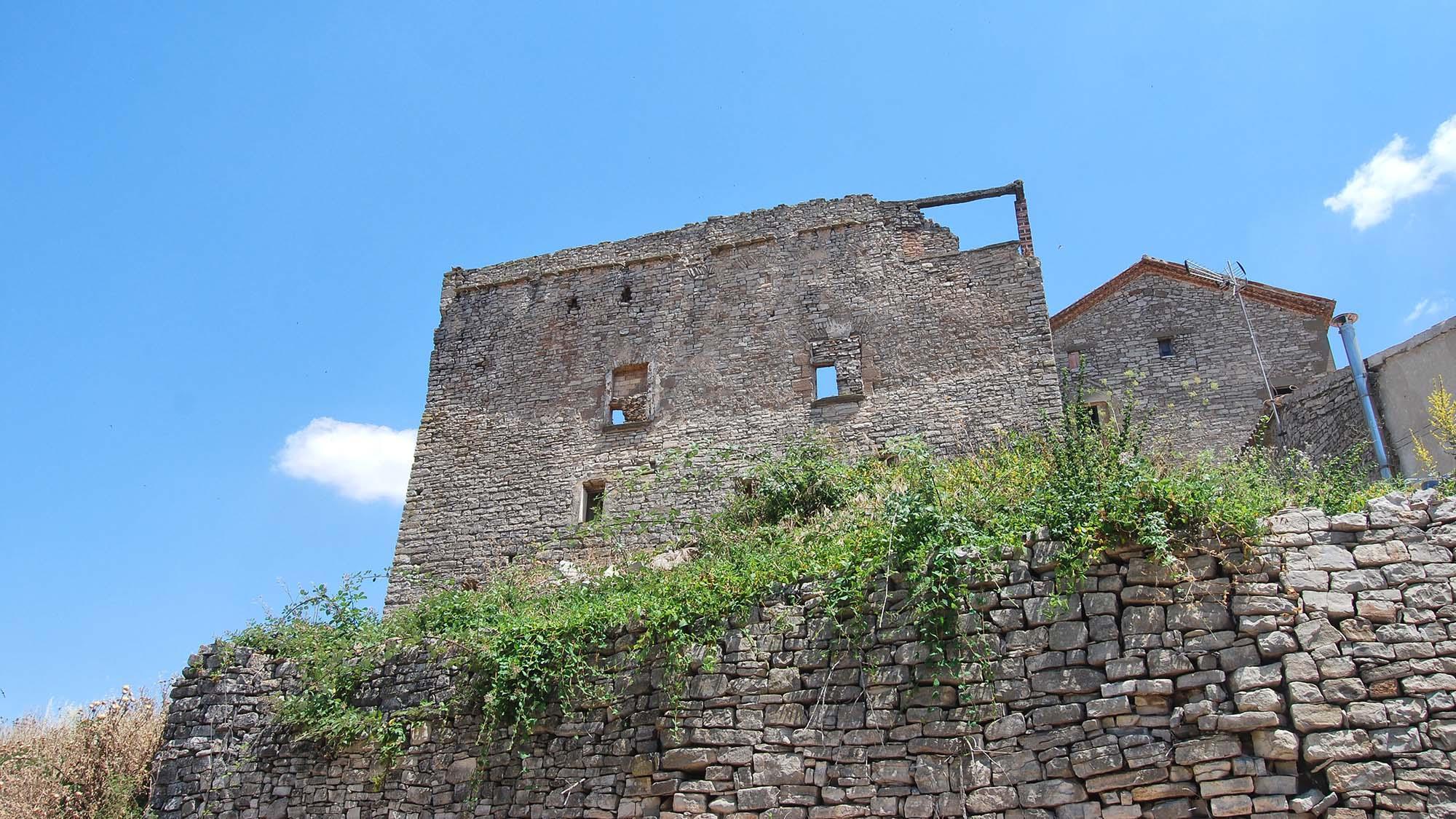 Castillo de Sant Guim de la Rabassa