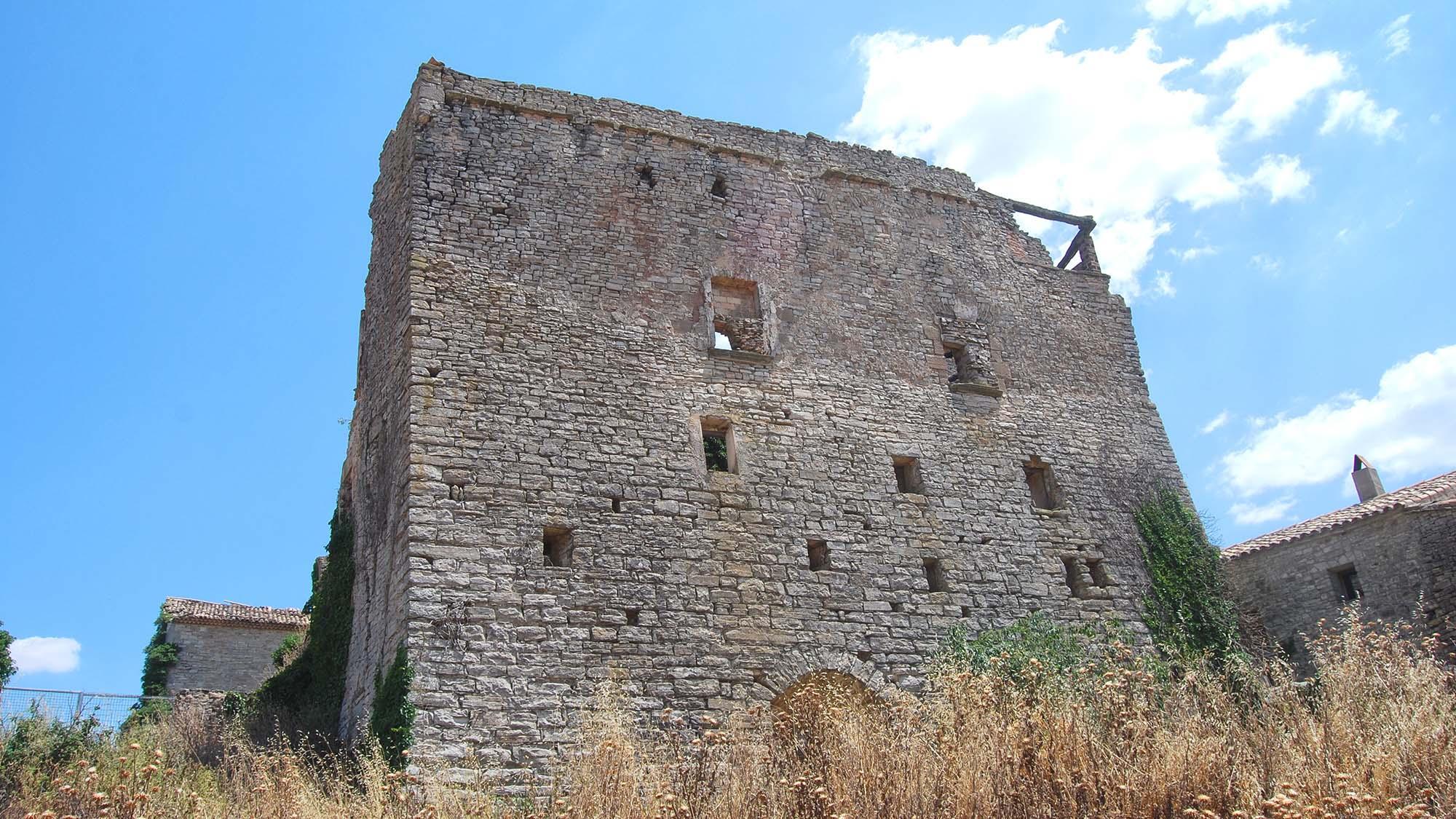 Castle Sant Guim de la Rabassa